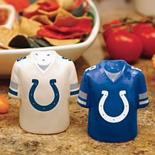 Ceramic Salt and Pepper Shakers - Indianapolis Colts
