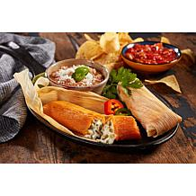 Coach Joe's 6-piece Jalapeno & Cheese Tamales