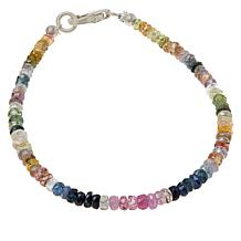 Colleen Lopez Multi-Color Sapphire Beaded Bracelet