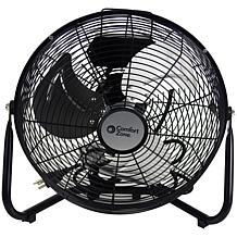 Comfort Zone(R) CZHV12B 12  High Velocity Cradle Fan
