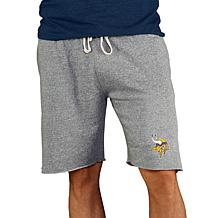 Concept Sports Mainstream Men's Knit Short - Vikings