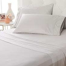 Concierge Collection Liquid Cotton Sheet Set
