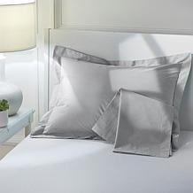 Concierge Collection Platinum 233 Thread Count 2-pack Shams