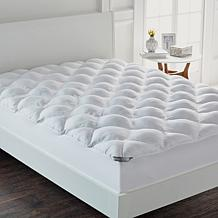 Concierge Collection SuperLoft™ Mattress Pad - Diamond Quilted