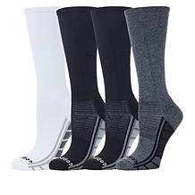 Copper Life 4-pack Women's Over-The-Calf Compression Sock