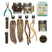 Cousin Goldtone DIY Jewelry Making Kit