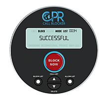 CPR Call Blocker with 12,000 Number Blocking and 1-Year Warranty
