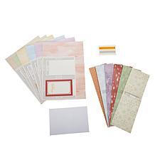 Crafter's Companion Christmas Slider Card Kit