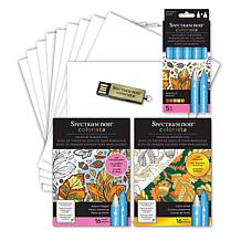 Crafter's Companion Colorista Coloring Kit