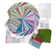 Crafter's Companion Nature's Garden Gnomes Papercraft Bundle