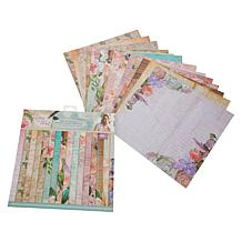 """Crafter's Companion Sara Signature 12"""" x 12"""" From the Heart Paper Pad"""