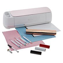 Cricut® Maker™ Machine with Vinyl, Iron-on and Tool Bundles
