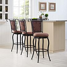 Wingate Swivel Bar Stool