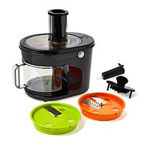 Curtis Stone 6-cup 5-in-1 Electric Mandoline Slicer