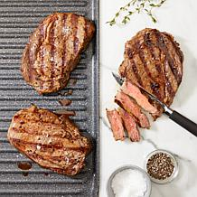 Curtis Stone 8-pack 10 oz. Grass-Fed Australian Ribeye Steaks
