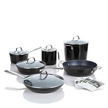 Curtis Stone DuraPan Nonstick 12pc Chef's Cookware Set