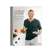 "Curtis Stone ""Good Food, Good Life"" Handsigned Book"