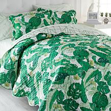 Cv Kapalua Bay 3pc Quilt Set King