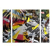 """Dan Monteavaro """"Take Away"""" Multi-Panel Art Set"""