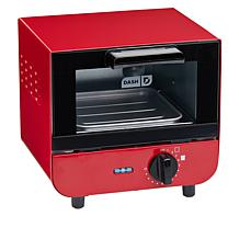 DASH 550-Watt Mini Toaster Oven with Recipes
