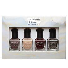 Deborah Lippmann 4-piece The Girl Who Fell to Earth