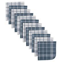 Design Imports 12-pack Waffle Weave Dishcloths