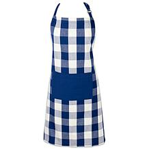 Design Imports Buffalo Check Apron