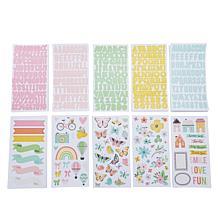 Diamond Press Dream Big 100-page Sticker Pack