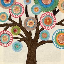 Dimensions Crewel Embroidery Kit 10x10 - Handmade Collection Tree-stitched /Wool