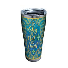 Disney Aladdin Pattern Stainless Steel Tumbler with lid