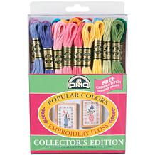 DMC Embroidery 36-Skein Floss Pack - Popular Colors