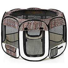 Doggie Dorm Portable Pet Playpen