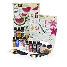 Donna Dewberry One Stroke Enamels Glass Paint Set