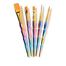 Donna Dewberry One Stroke Fantasy Brushes 5-piece Set