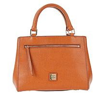 Dooney & Bourke Saffiano Leather Small Satchel
