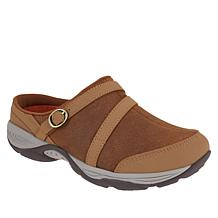 easy spirit Equinox Suede Slip-On Clog