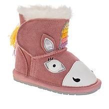 EMU Australia Magical Unicorn Walker Suede Toddler Boot