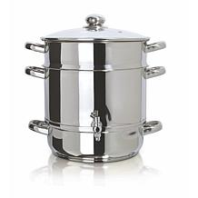 Euro Cuisine Stove Top Steam Juicer