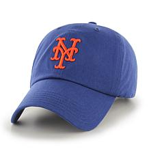 Fan Favorite New York Mets MLB Cleanup Adjustable Hat