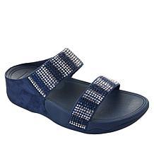 FitFlop Flare Strobe Slide Sandal
