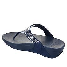 9d7b83a2de8062 FitFlop Flare Strobe Sandal