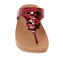 4af7ebfaf4bb ... FitFlop Lulu Wildflower Toe Post Sandal ...