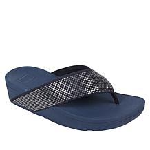 FitFlop Ritzy Crystal Toe Post Sandal