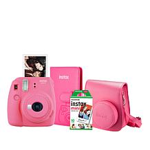 Fujifilm INSTAX Mini 9 Instant Camera with Accessories