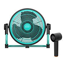 Geek Aire 12 Rechargeable Water-Resistant Fan and Mini Fan