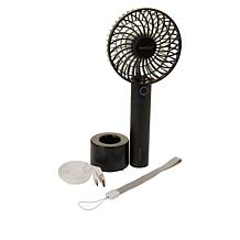 Geek Aire Rechargeable Personal Fan with Power Bank