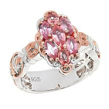 Gems by Michael Valitutti Padparadscha Sapphire Ring