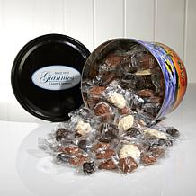 Giannios 5.5 lbs Assorted Chocolates in Halloween Tin
