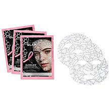 GLAMGLOW 3-pack GLOWLACE Radiance Boosting Hydration Sheet Mask