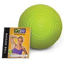 "GoFit GF-DTMB5 5"" Deep-Tissue Massage Ball"